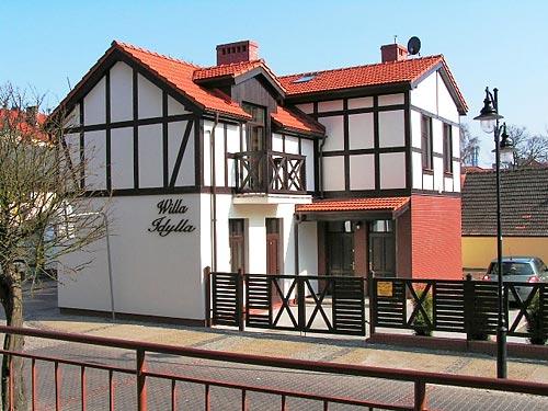 Apartamenty Willa Idylla